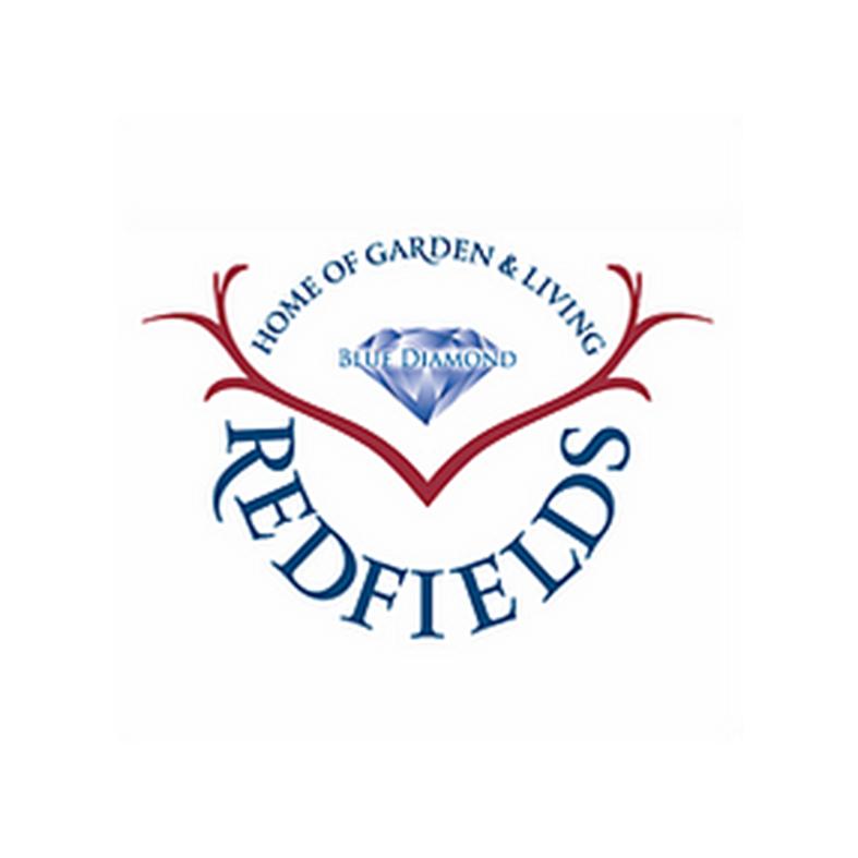 redfields home and garden logo